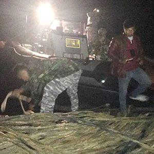 """Lantamal IV – TNI AL Gagalkan """"PENCURIAN 20 TON KABEL BAWAH LAUT"""" 5"""