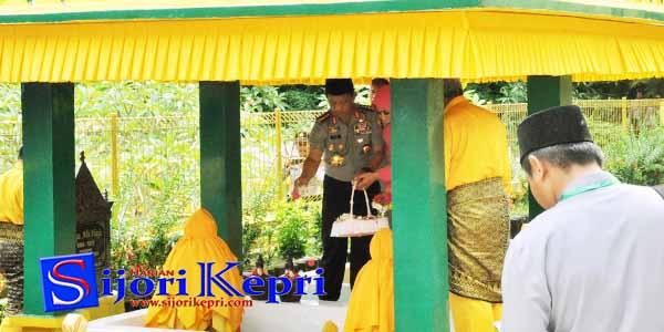 """KAPOLRI : Pengaruh Kerajaan Melayu """"SANGAT BESAR di NUSANTARA"""""""