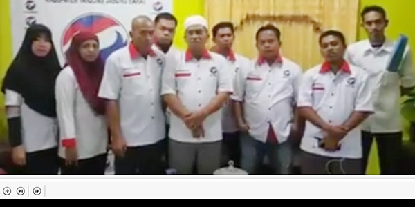 [Video] Pernyataan Sikap dan Pengunduran Diri Seluruh Pengurus DPD, DPC, Partai Perindo