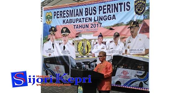 """Bus DAMRI Resmi Layani Masyarakat """"PESISIR TIMUR"""" 1"""