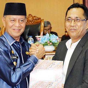 """DPRD dan Pemko Tanjungpinang """"SEPAKATI 11 PROPEMPERDA"""" 5"""