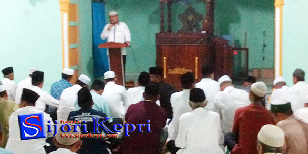 "Rafiq Jamin Sembako di Karimun Aman ""SELAMA RAMADHAN"" 1"
