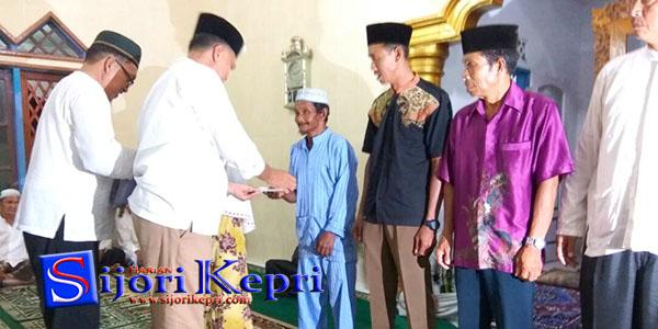 """Sekda Natuna : Safari Ramadhan Bukanlah """"SEREMONIAL SEMATA"""" 1"""