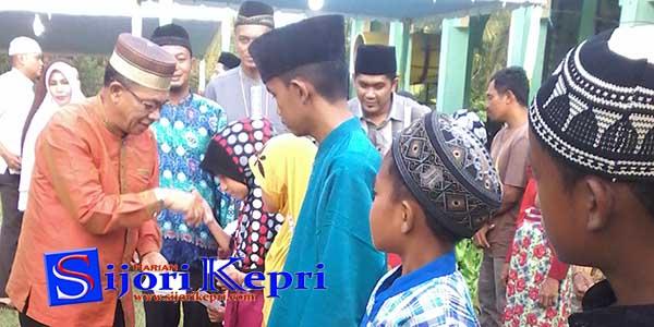 """Safari Ramadhan Perdana """"PEMKAB LINGGA SERAHKAN BANTUAN"""" 1"""