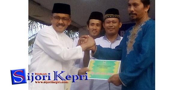 "Buka Puasa Bersama, Pemko Batam ""SUMBANG Rp 100 JUTA"""