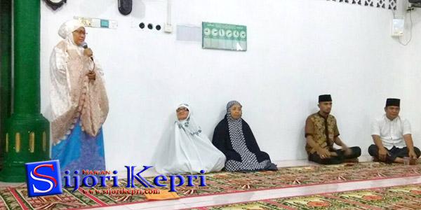 """Ngesti Yuni Tanggapi Permintaan Pengurus Masjid """"MAULANA BANDARSYAH"""" 1"""