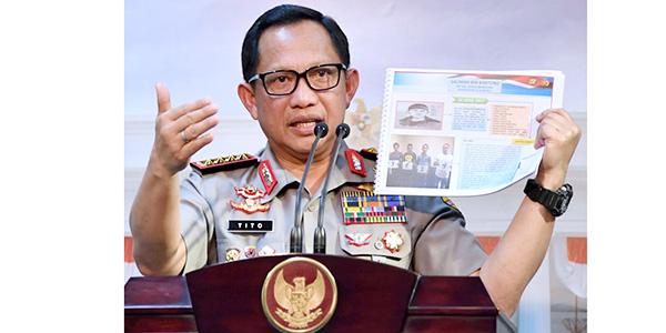 """Jokowi Perintahkan Kapolri """"TUNTASKAN KASUS NOVEL BASWEDAN"""""""