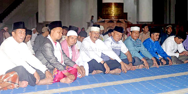 "Tahun Baru Islam 1439 H ""HAMID RIZAL AJAK MASYARAKAT TINGKATKAN IMAN"" 1"
