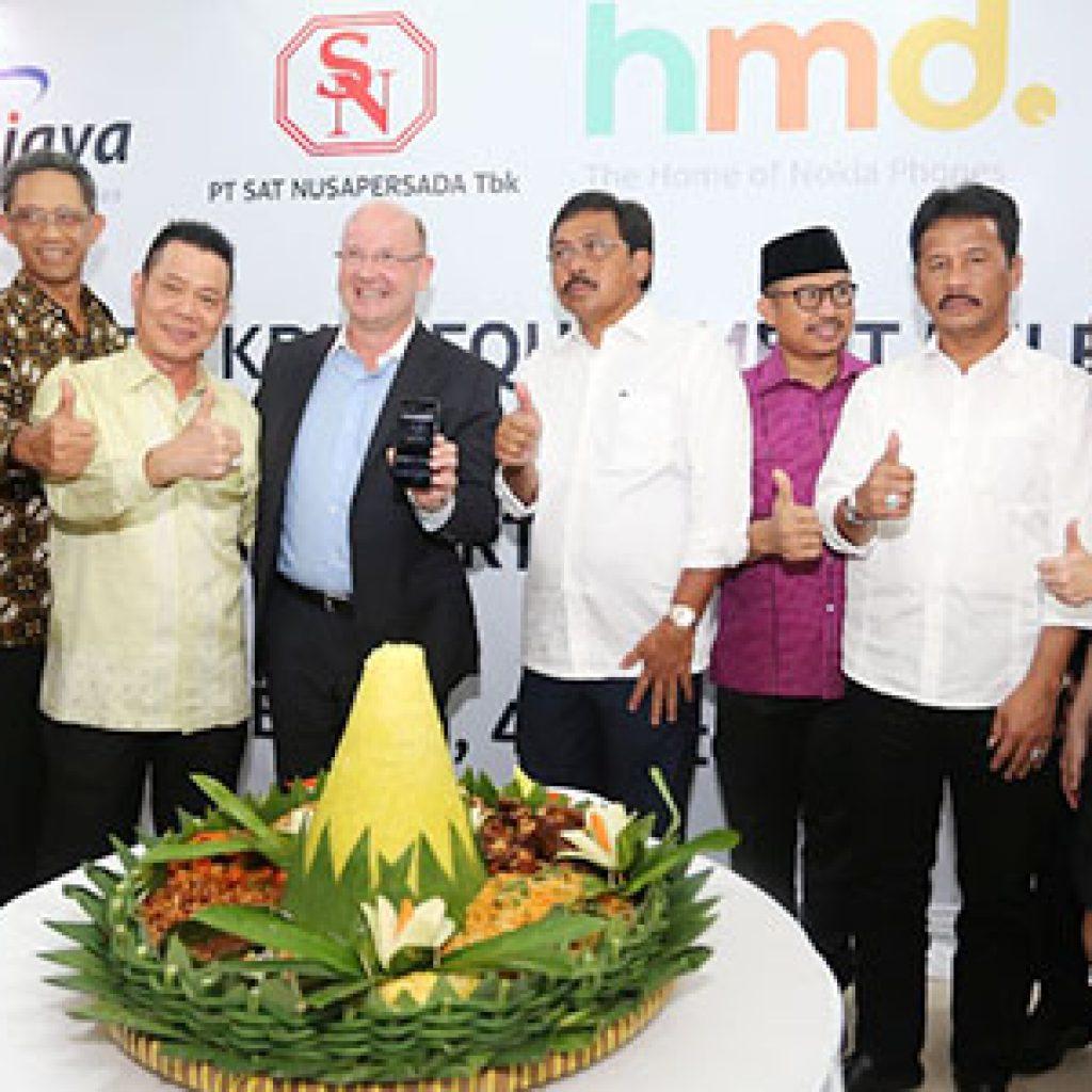 """Produksi Smartphone Nokia """"DI PABRIK SATNUSA BATAM DIMULAI"""" 1"""