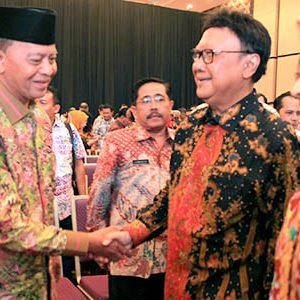 """Syahrul Hadiri """"RAKERNIS APEKSI di JAKARTA"""" 4"""