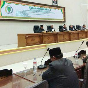 """Ranperda Perubahan RPJMD Pemkab Inhil Tahun 2013-2018 """"DISAHKAN JADI PERDA"""" 5"""