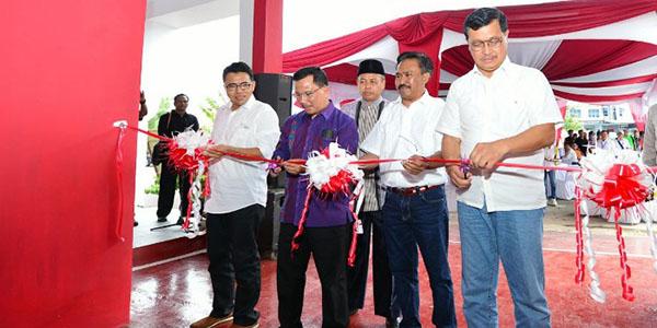"""Arif Fadillah Resmikan """"GEDUNG PPLPD CABOR TENIS MEJA"""" 1"""