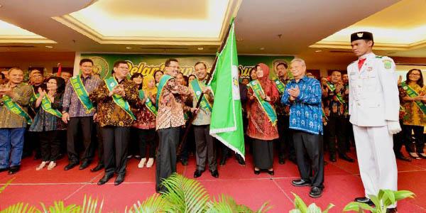 """Arif Fadillah Pimpin """"IKA USU KEPRI"""" 1"""