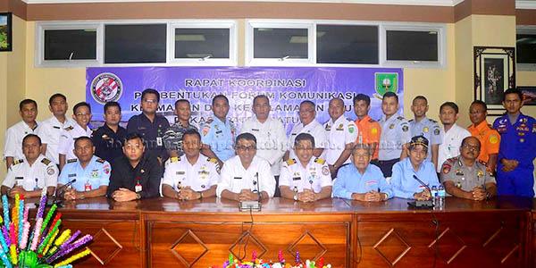 "Tim Badan Keamanan Laut Natuna ""BENTUK SATUAN KEAMANAN LAUT"" 1"