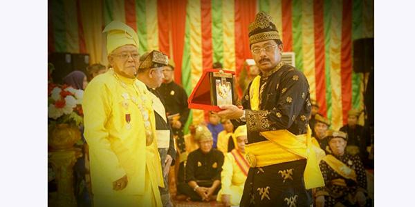 """Nurdin Harap Sultan Mahmud Riayat Syah """"JADI MOTIVASI MASYARAKAT KEPRI"""" 1"""