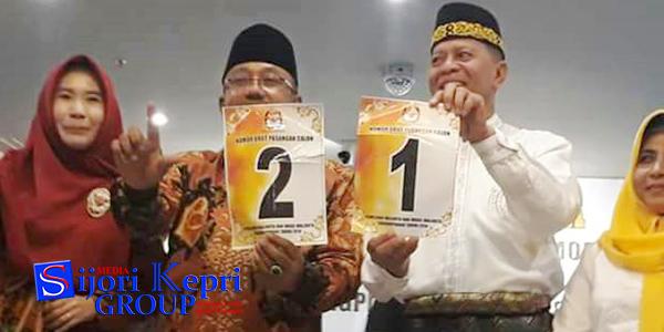 "Syahrul - Rahma Nomor Urut 1 ""LIS - MAYA NOMOR URUT 2"" 1"