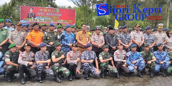 """Kapolda Apresiasi """"TNI dan PEMDA NATUNA"""" 1"""