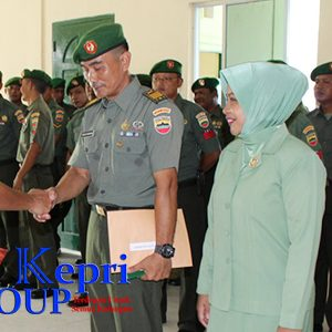 "Kapten Inf Taufiq Sihombing Jabat ""DANRAMIL 16 KODIM 0313/KAMPAR"" 8"