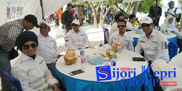 """Festival Pulau Senua, Ratusan Personil Keamanan """"DISIAGAKAN"""" 1"""