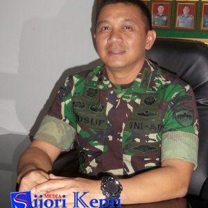 Dandim 0318 Natuna, Letkol Inf Yusuf Rizal S.Sos