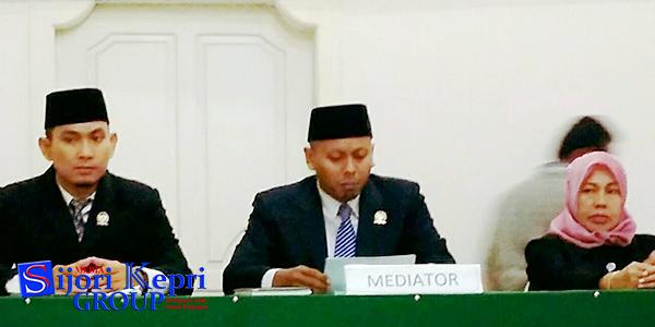 """Sidang Mediasi Sengketa Pemilu """"ANTARA KPU dan PKB NATUNA"""" 1"""