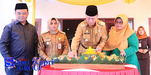 """Syahrul-Rahma Syukuran """"PERESMIAN RUMAH DINAS"""" 1"""