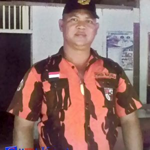 Willy Yanto, Ketua PP Kelurahan Kota Baru, Teluk Sebung
