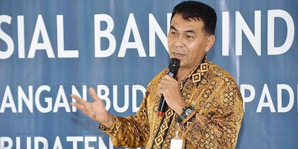 """Sekda Natuna Hadiri Penyerahan """"PROGRAM BANTUAN SOSIAL"""" Bank Indonesia 2"""