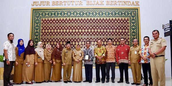 Rahma Terima Kunjungan BPSK Tanjungpinang 1