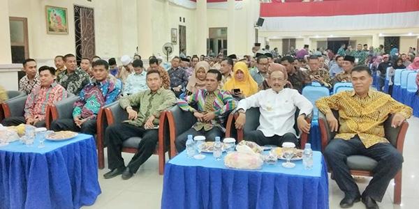Ketua DPRD Natuna Apresiasi Kinerja Bupati dan Jajarannya 1