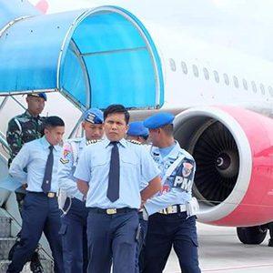 Join Emergency Response Plan Batik Air bersama Lanud Sultan Hasanuddin
