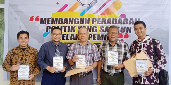 Bawaslu Tanjungpinang : Mahasiswa Agent Pelopor Peradaban Politik Santun 1
