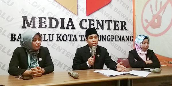 Bawaslu Putuskan Laporan Dugaan Pelanggaran Pemilu oleh KPU Tanjungpinang 1