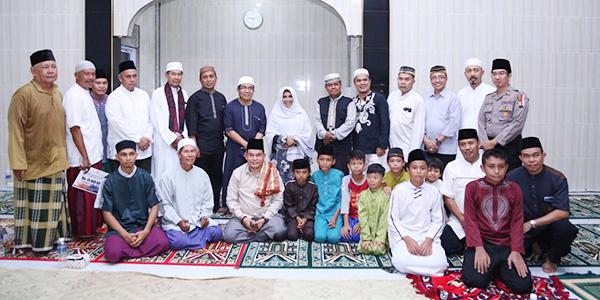 Safari Ramadhan, Rahma Beri Bantuan Masjid An Nur 1