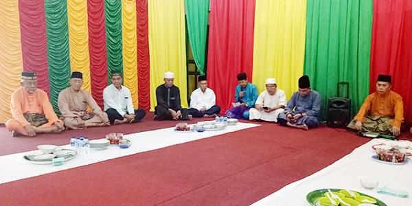 Syahrul Hadiri Syukuran Penempatan Kantor LAM Tanjungpinang