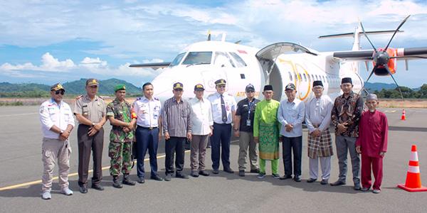 Wings Air Resmi Buka Rute Tanjungpinang Anambas 1