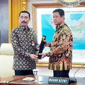 Isdianto Resmi Jabat Pelaksana Tugas Gubernur Kepri 4