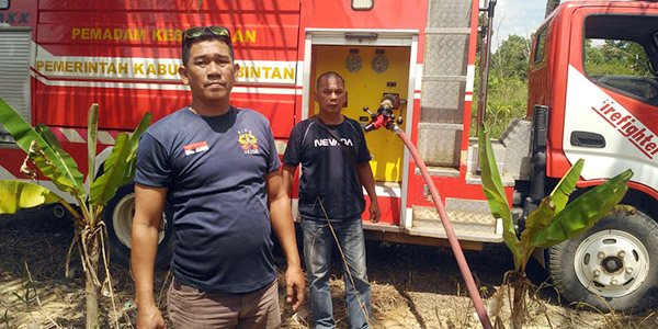 10 Hektar Hutan Dilalap Sijago Merah, Pelaku Ditangkap 2