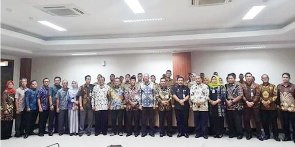 Bupati Natuna Hadiri Acara Penempatan Tugas Lulusan IPDN Ke XXV 1