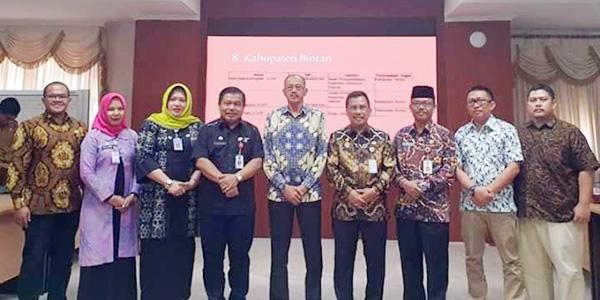 Bupati Natuna Hadiri Acara Penempatan Tugas Lulusan IPDN Ke XXV 3