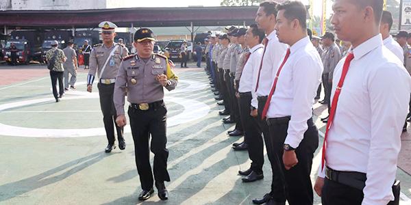 Polres Inhil Gelar Operasi Patuh Muara Takus 2019