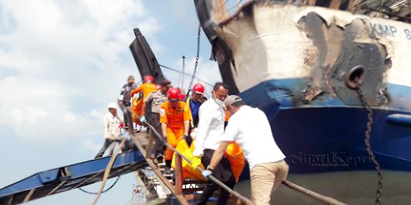 Korban Kapal Roro Sembilang Ternyata 22 Orang 1