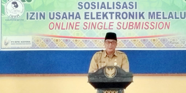 IWAPI Natuna Sosialisasi Izin Usaha Elektronik Melalui OSS 2