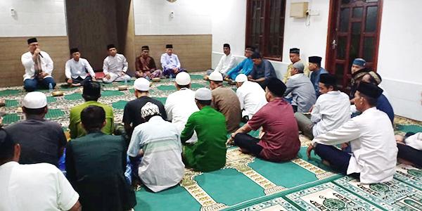 Danlantamal IV Hadiri Acara Tasyakuran Masjid Al Ikhsan 1