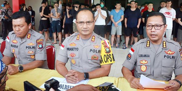 Polresta Barelang Amankan 47 Pelaku, Diduga Lakukan Penipuan dan Pemerasan 2
