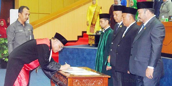 ANA Pimpin DPRD Kabupaten Bintan 2019 - 2024 1