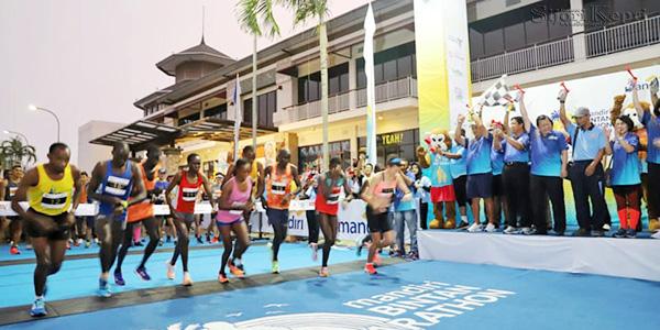 Isdianto Lepas Peserta Mandiri International Bintan Marathon 2019 1