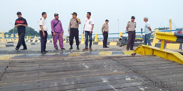 Hindari Kecelakaan, Polisi dan Tim Cek Kelayakan Pelabuhan RoRo 1