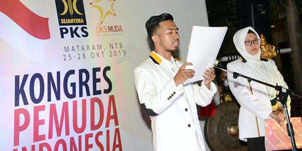 Momentum Sumpah Pemuda, Ridho Dorong Pemda se-Kepri Lahirkan Perda Kepemudaan