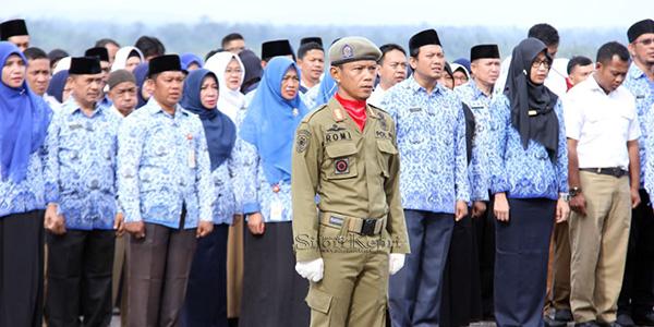 Hari Kesaktian Pancasila, Wansis Bacakan Ikrar Ketua DPR RI 3